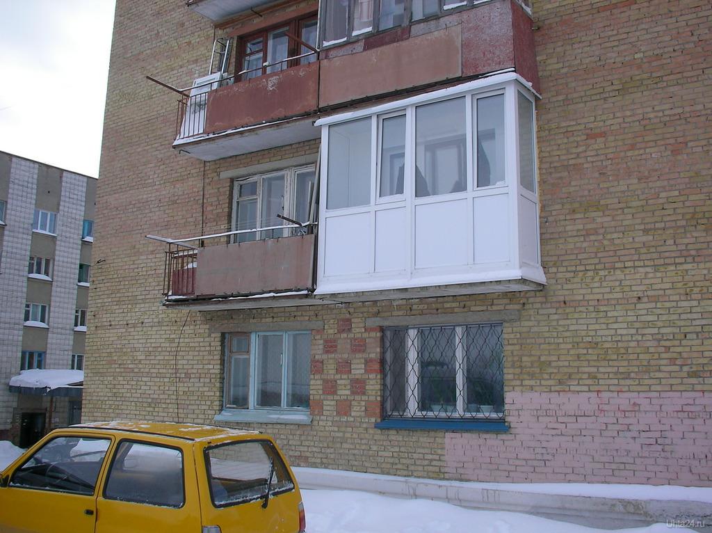 Балконная от пола до потолка..