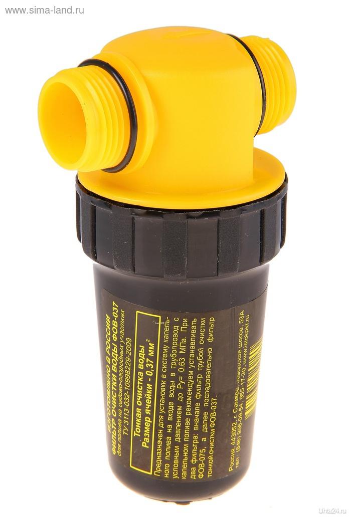 Фильтр очистки воды для капельного полива своими руками 84