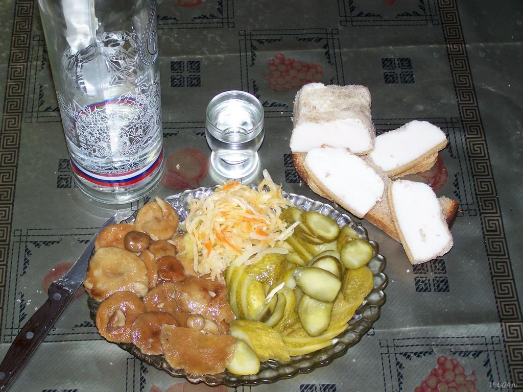 закуски под водочку рецепты с фото