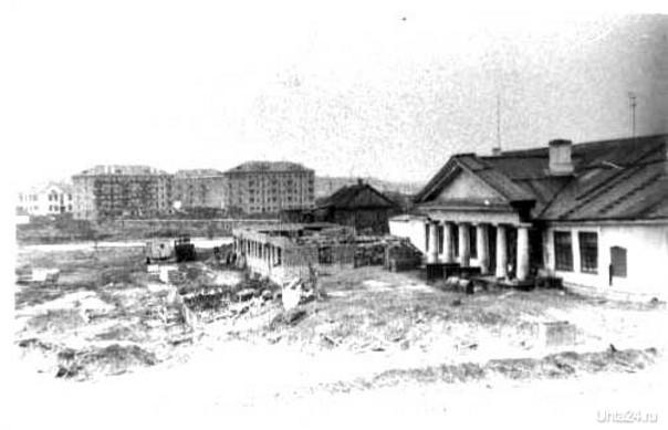 1960г.незнаю где но где-то в начале Оплеснина-Дзержинского  Ухта