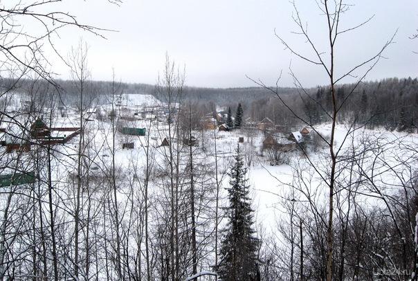 2010г. посёлок Изъюр Природа Ухты и Коми Ухта