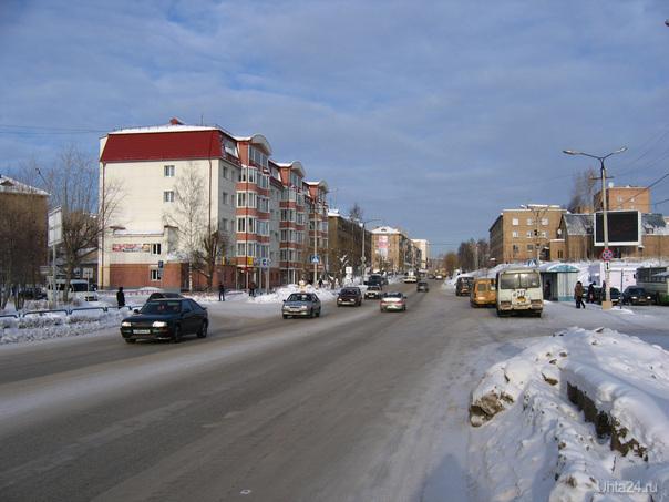 Автобус Ухта
