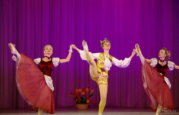 Балет Чиполлино в Ухте 18.12.2010г.(Студия классического балета) Мероприятия Ухта