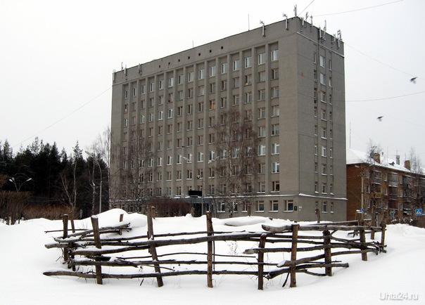 2011г.Большая деревня. Улицы города Ухта