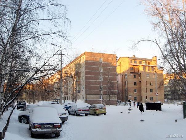 2011г. Ленина 37 б. Улицы города Ухта