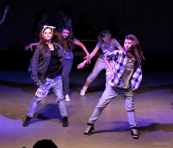 Уличные танцы. Мероприятия Ухта