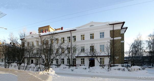 2011 Поликлиника №1  Ухта