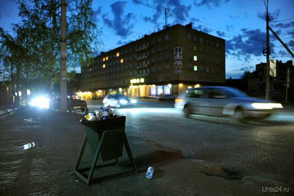 ..... лучший город !!! Улицы города Ухта