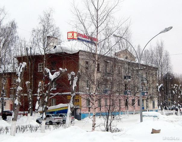 2011г.Октябрьская 6. Улицы города Ухта