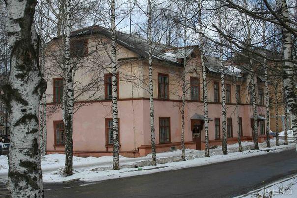 Кремса.7 (уже расселили) Улицы города Ухта