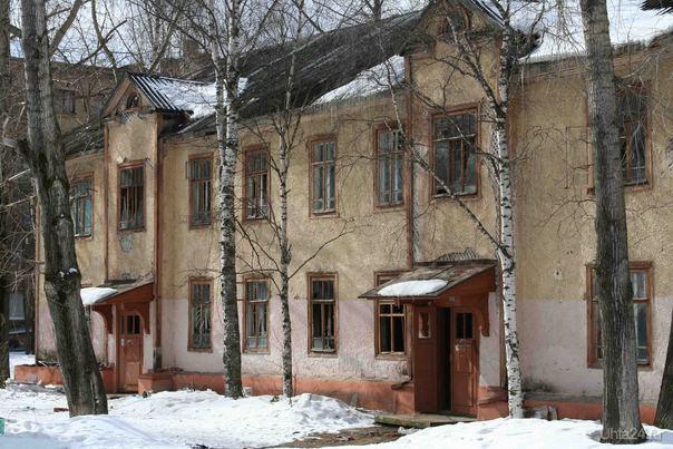 Кремса, 11а (доживает последние дни) Улицы города Ухта