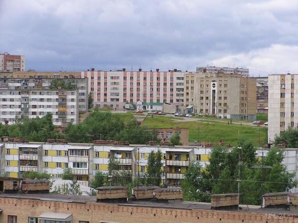 24.07.04_Виды с Юпитера, на ул. Советскую  Ухта