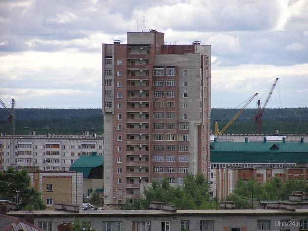 24.07.04_Виды с Юпитера Улицы города Ухта
