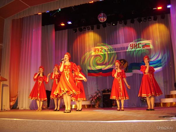 """Вокально-танцевальная группа""""Росинка"""".ДК п.Ярега. Мероприятия Ухта"""