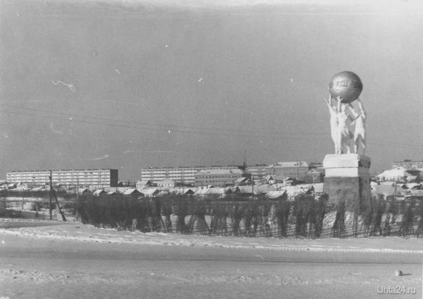 1967 г. Мира. Фото - Д. Иманкулова  Ухта