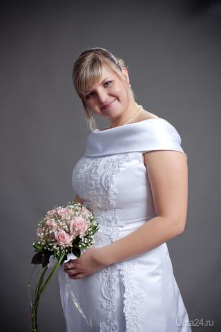 макияж невесты фото Кореневой Татьяны ЕВГЕНИЯ, ВИЗАЖ Ухта