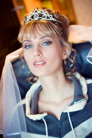 макияж невесты ЕВГЕНИЯ, ВИЗАЖ Ухта