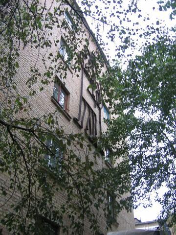 Дом с привидениями Улицы города Ухта