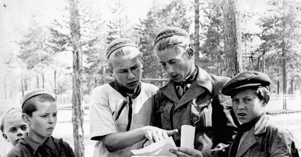 Фото из альбома Г.А. Карчевского  Ухта