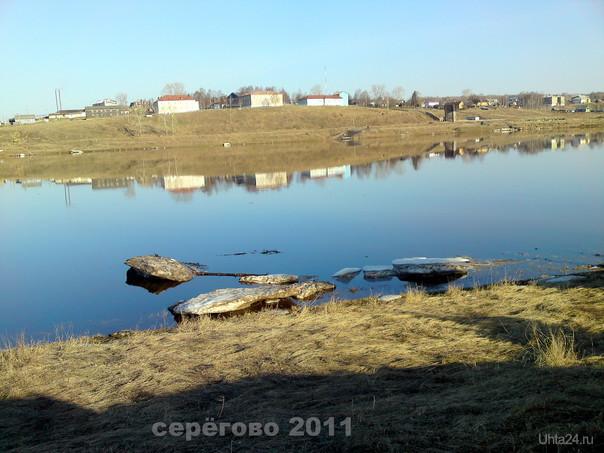 по дороге в Сыктывкар... Серёгово. 2.05.2011 Природа Ухты и Коми Ухта