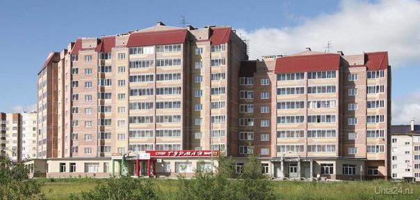 Набережная газовиков. С severgazprom.ru Улицы города Ухта