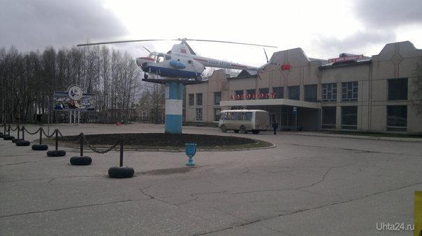 и ещё порт Улицы города Ухта