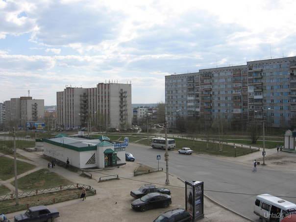 ул. Сенюкова Улицы города Ухта