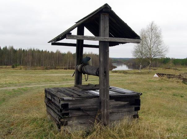 2011г. Посёлок Конашъёль, река Велью. Природа Ухты и Коми Ухта