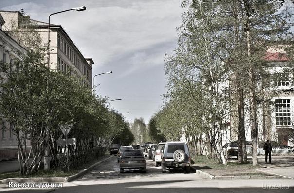 ул. Косолапкина  Ухта