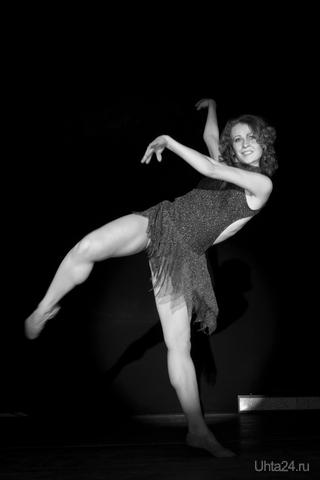 Современный балет. Коцерт 2011. Мероприятия Ухта