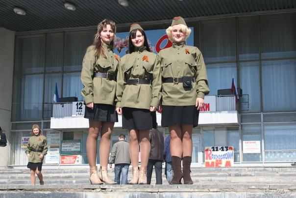 Поздравляем ветеранов 9 мая Мероприятия Ухта