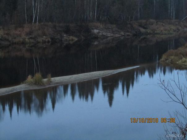Речка Кылым Природа Ухты и Коми Ухта