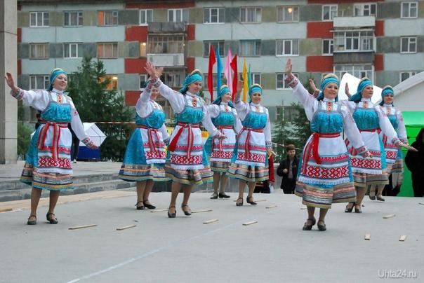 Праздничный концерт «Света тебе и радости, Россия!» Мероприятия Ухта