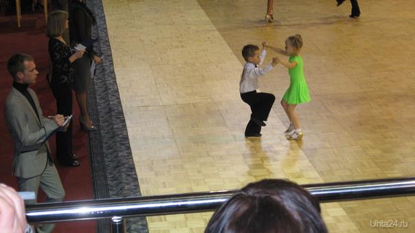 Конкурс спортивных танцев Мероприятия Ухта