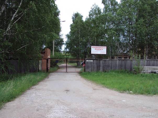 Кондитерская фабрика, ул.Рабочая-1  Ухта
