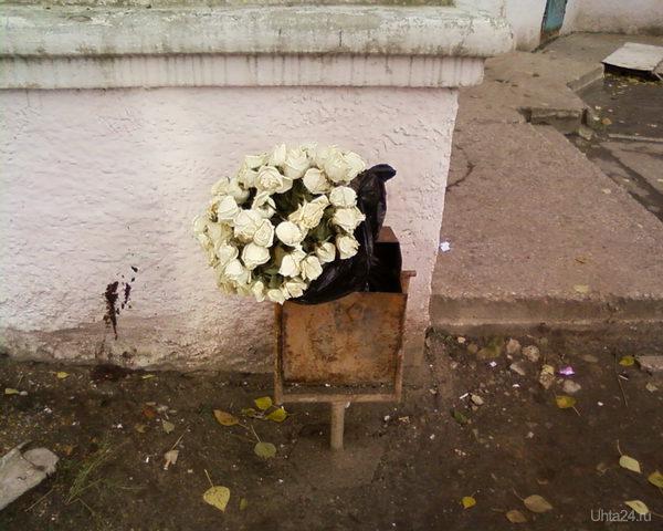 Концептуальная ваза... Разное Ухта