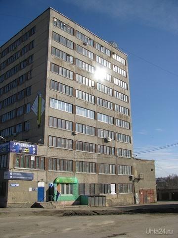 бушуева, 1 Улицы города Ухта
