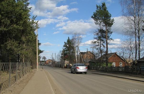 ул. Загородная Улицы города Ухта