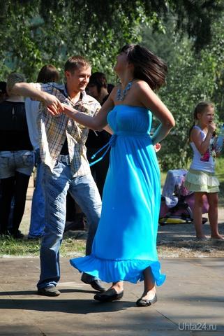 Мероприятия в честь Дня молодежи. Латиноамериканские танцы. Мероприятия Ухта