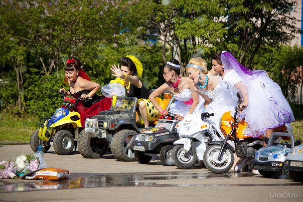 невесты-2011. позировали на камеру Мероприятия Ухта