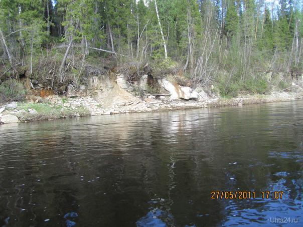 Река  Природа Ухты и Коми Ухта
