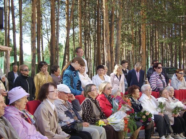 Участники митинга, посвящённого 100-летию Г.А.Карчевского. Мероприятия Ухта