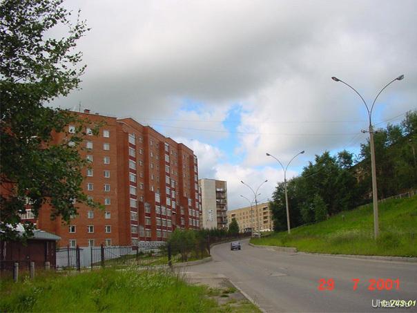 ул. Советская  Ухта