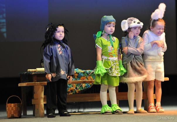 Детский театральный фестиваль. ДКиТ. 2010 Мероприятия Ухта