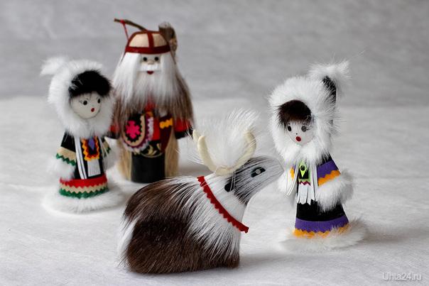 Сувениры из меха