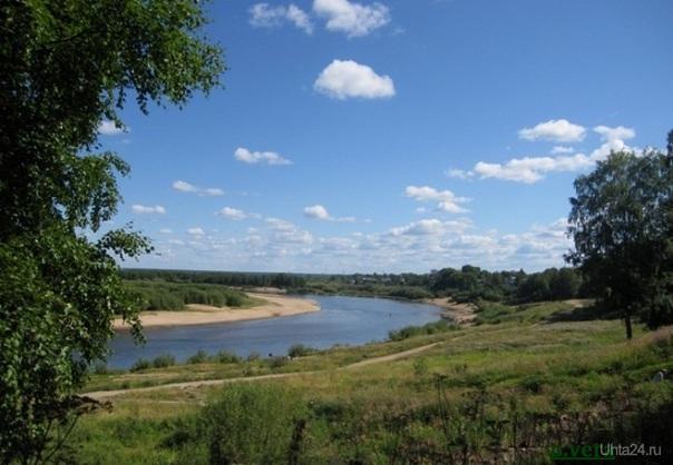Фото сделано в парке им.Кирова г.Сыктывкара в августе 2011гг Природа Ухты и Коми Ухта