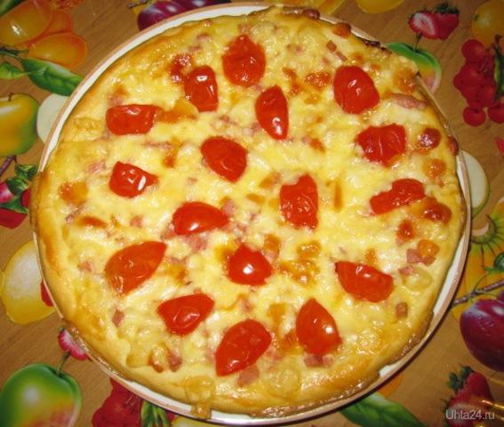 Домашняя пицца Творчество, хобби Ухта
