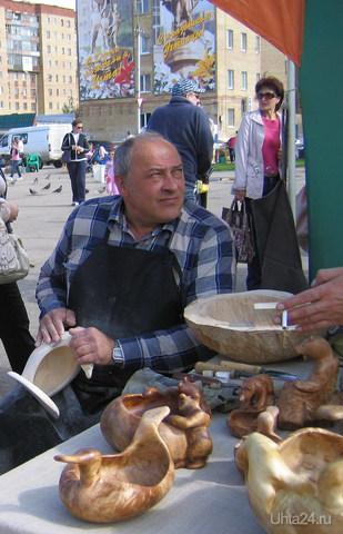 Мастер класс на Дне города на Комсомольской площади Творчество, хобби Ухта