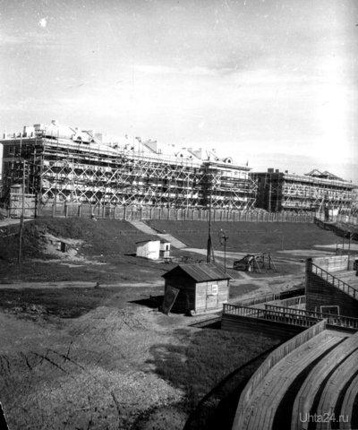 Стадион  Ухта