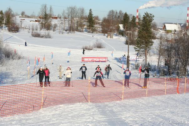 лыжи Ухта Коми